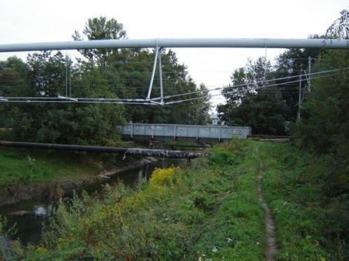 kolejowy most muchoborski