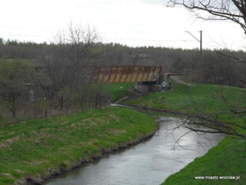most strzegomski kolejowy