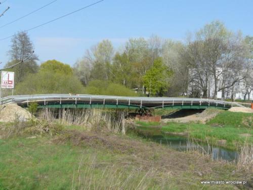 most tymczasowy