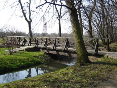 park brochowski kladka1