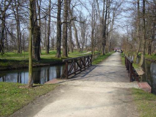 park brochowski kladka5